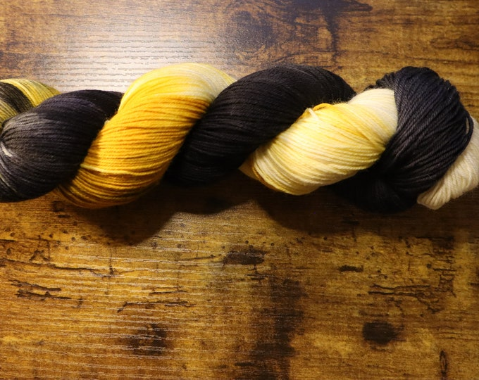 I Dissent Hand Dyed Sock Yarn