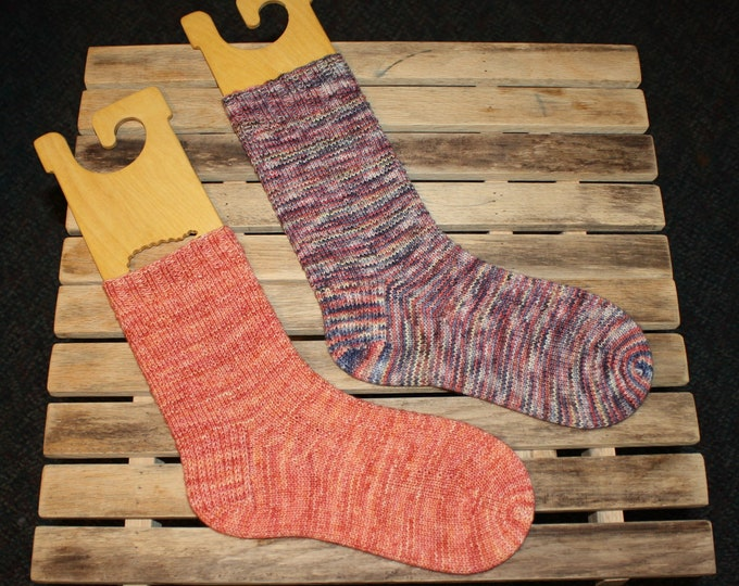 Birthday Socks Pattern