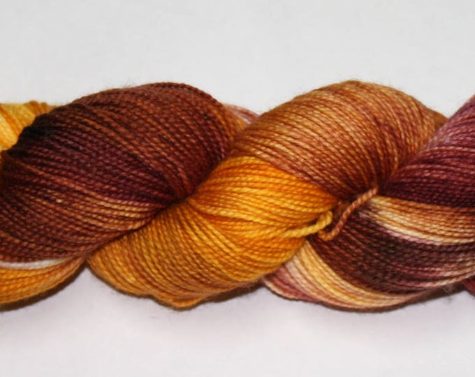 Ready to Ship - King Louis Hand Dyed Sock Yarn - Sport Sock