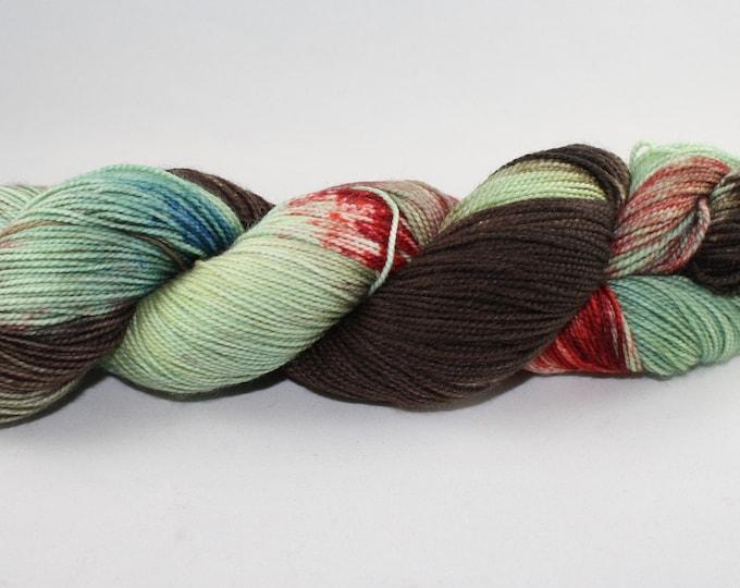 Ready to Ship - Raxter Hand Dyed Yarn - Twist Sock