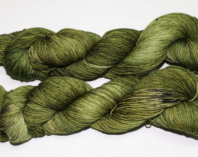Mossy Grove Hand Dyed Sock Yarn