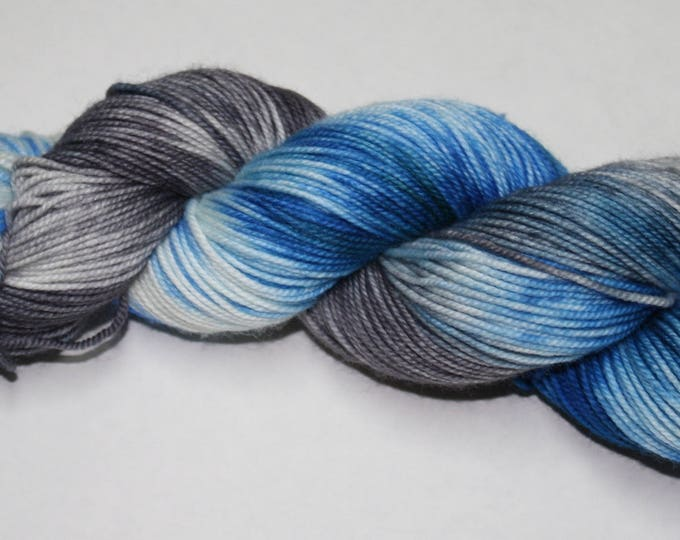 Ready to Ship - Fergus Hand Dyed Sock Yarn - Twist Sock