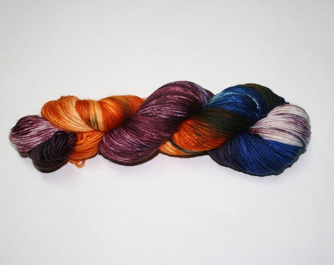 Outlandish Hand Dyed Sock Yarn