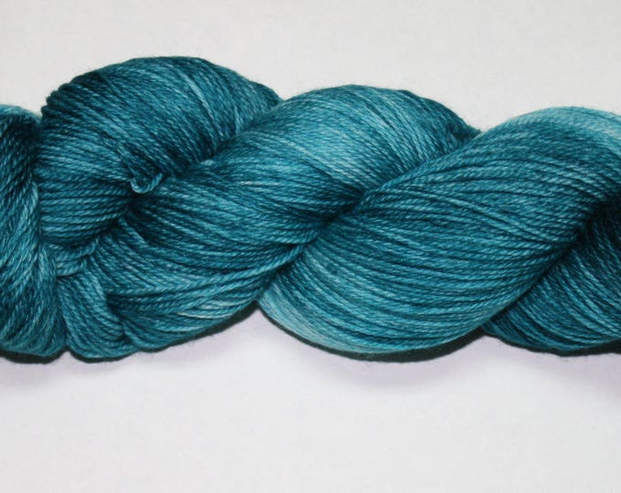 Ready to Ship - Lake Superior Hand Dyed Sock Yarn - Sweater Worsted