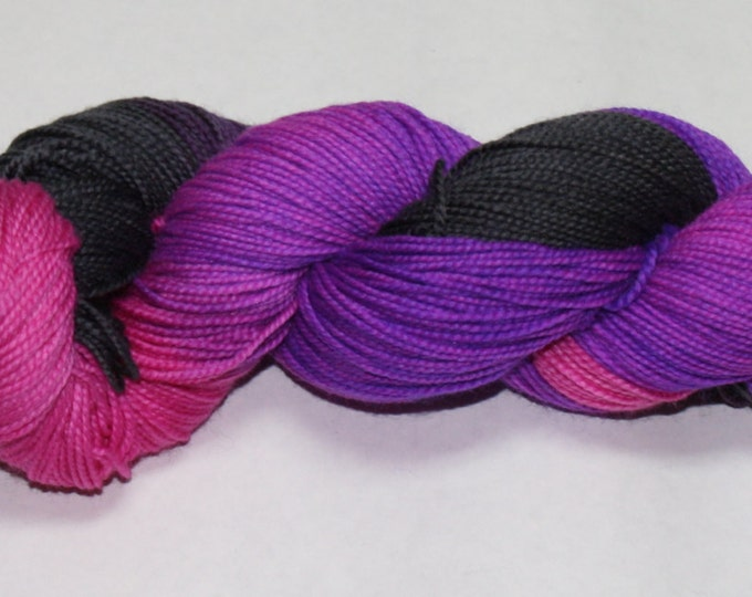 Ready to Ship - Tonks Hand Dyed Yarn - Superwash Worsted