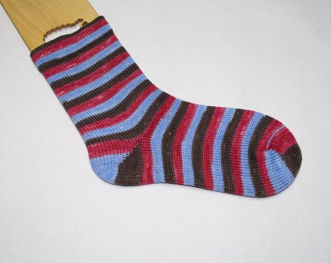 Halloween Cereal Self Striping Hand Dyed Sock Yarn