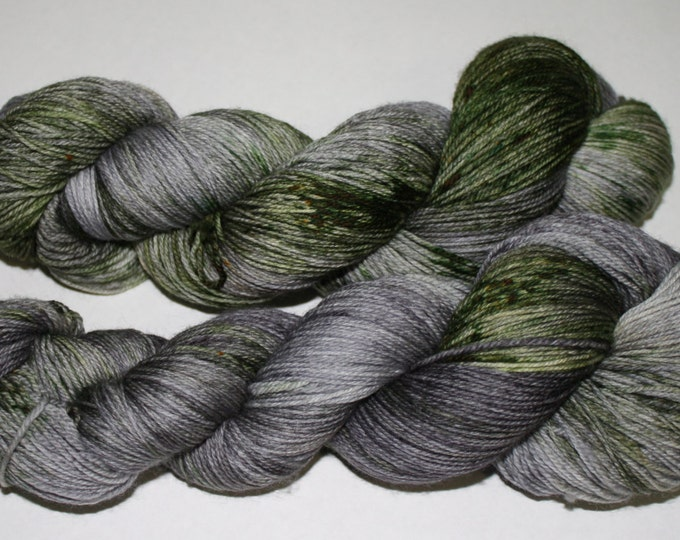 Standing Stones Hand Dyed Sock Yarn