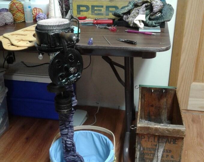 Custom Sock Cranking Service