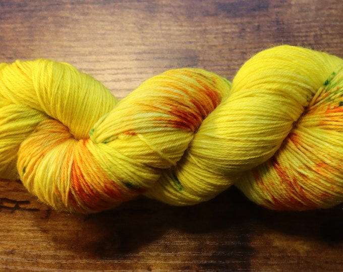 Ready to Ship - Tropicana Hand Dyed Sock Yarn
