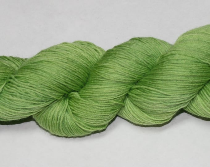 New Growth Hand Dyed Yarn