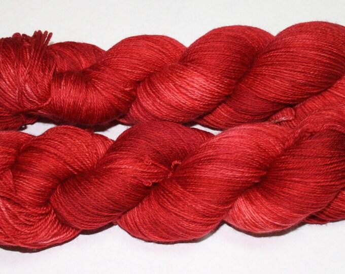 Ready to Ship - Sabrina Hand Dyed Sock Yarn - Soft Sock