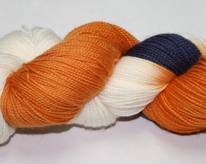 Tigers Hand Dyed Sock Yarn