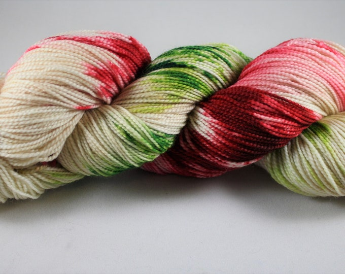 Not My Gumdrop Buttons Hand Dyed Sock Yarn