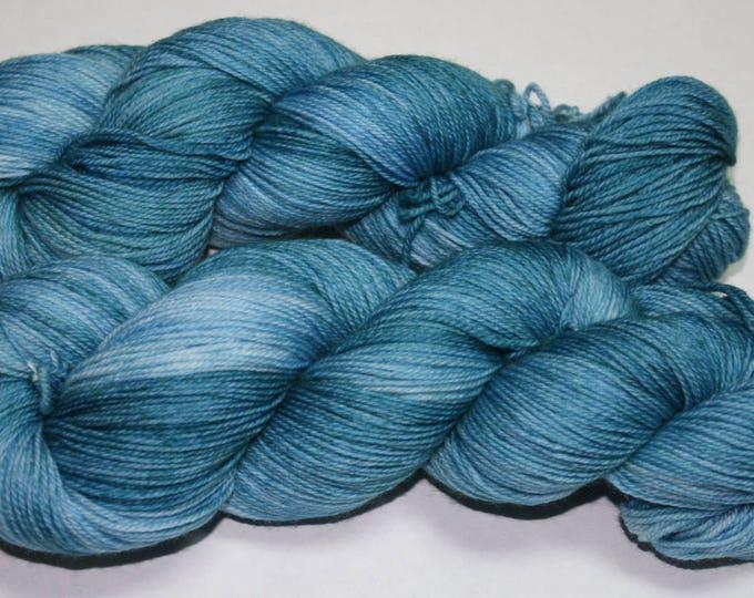 Ready to Ship - Jenny Hand Dyed Sock Yarn - Sparkle Singles