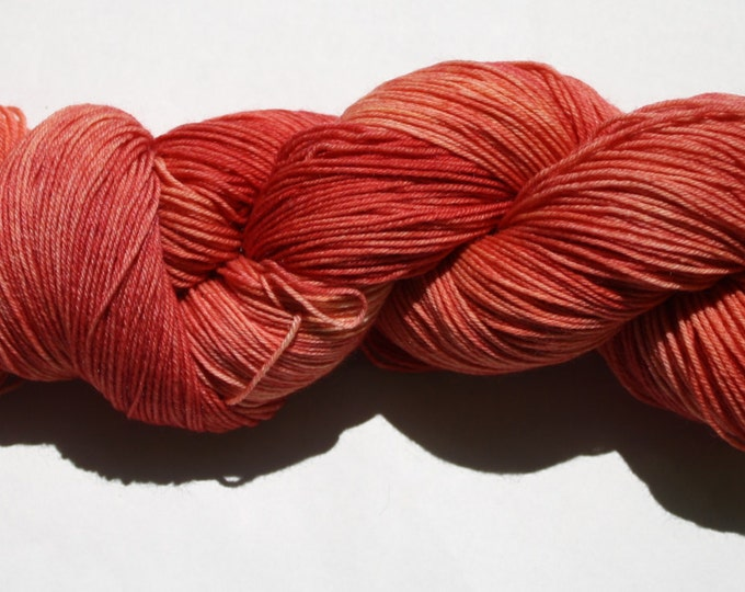 "Sherlock ""Mary"" Hand Dyed Sock Yarn"