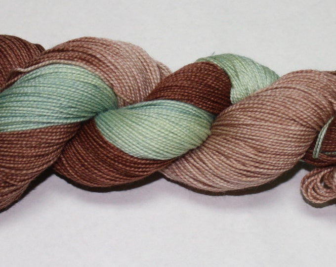 Yoda Hand Dyed Sock Yarn