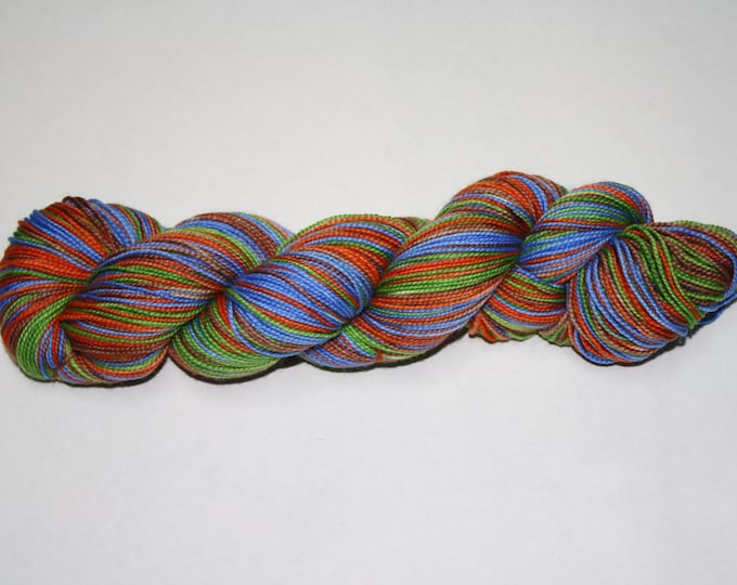Greenhouse 3 Self Striping Sock Yarn