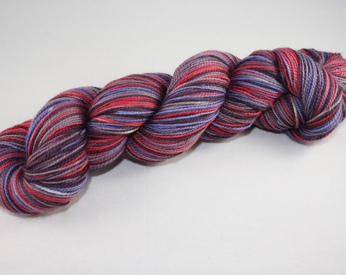 Ready to Ship - Chilling Adventures Self Striping Hand Dyed Yarn - Twist Sock