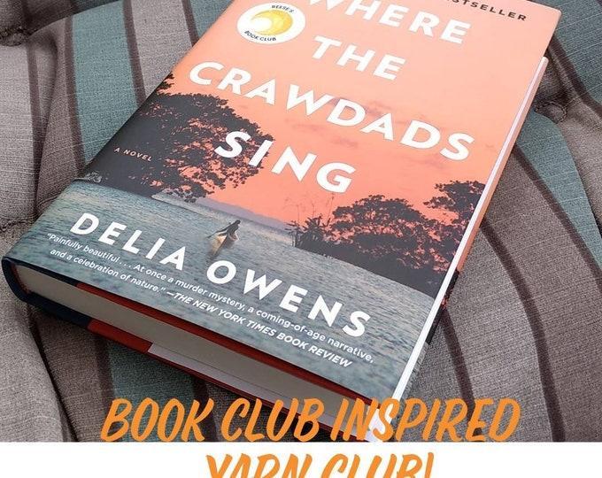 Book Club Inspired Yarn Club - July
