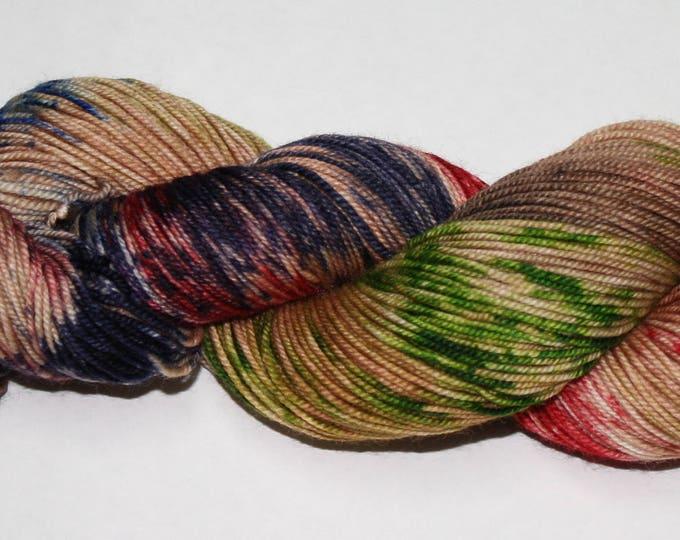 Ready to Ship - Debt of Honor Hand Dyed Sock Yarn - Bulky Merino