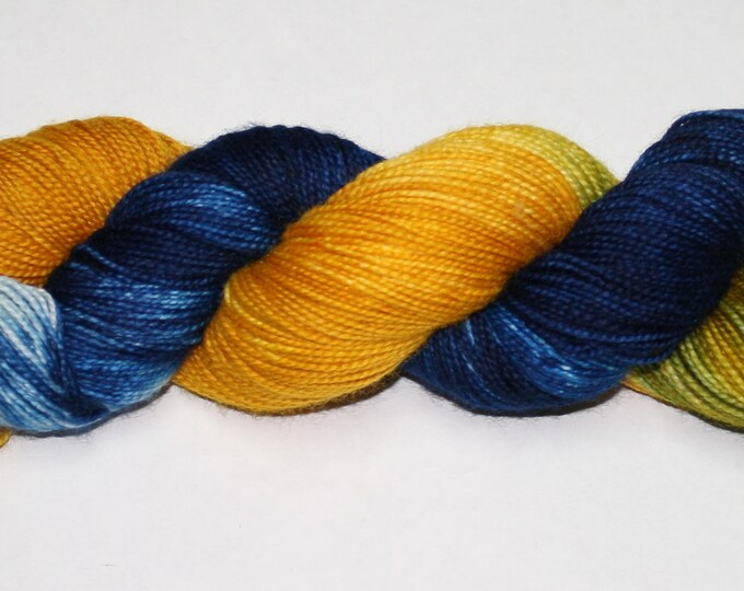 Willie Hand Dyed Sock Yarn