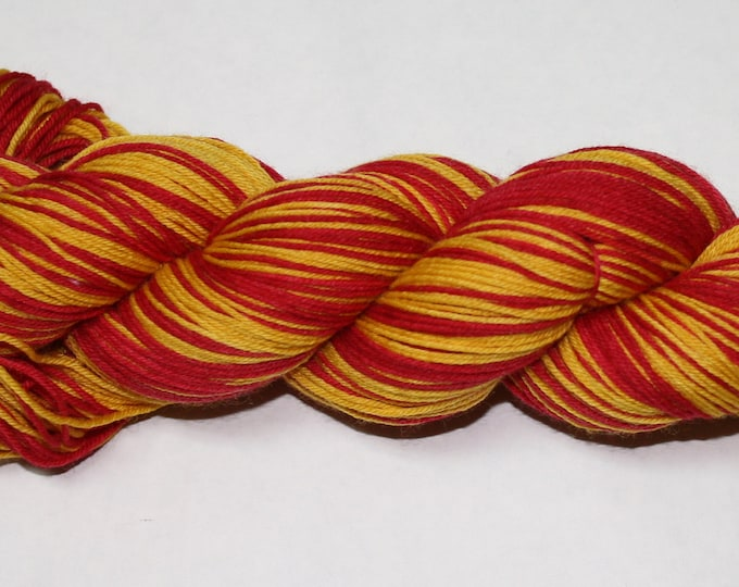 Gryffindor - Book Self Striping Sock Yarn