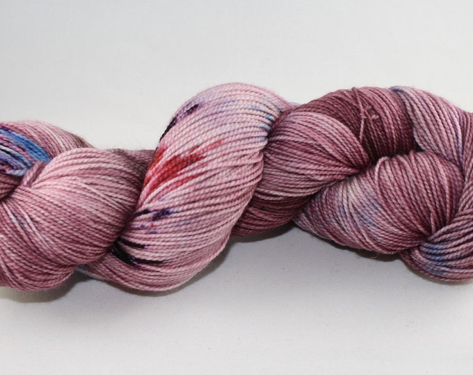 Cherry Pie Hand Dyed Yarn