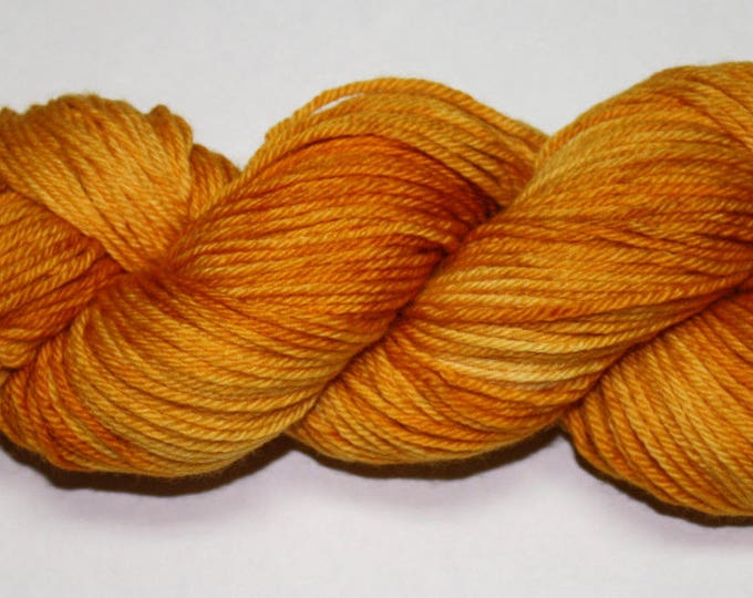 Ready to Ship - Copper Harbor Hand Dyed Sock Yarn - Tough Sock
