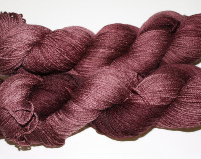 Ready to Ship - Inn in Brockton Hand Dyed Sock Yarn - Superwash Worsted