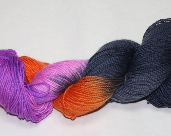 Ginny Hand Dyed Sock Yarn