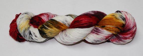 Ready to Ship - Platform 9 3/4 Hand Dyed Sock Yarn - Bulky Merino