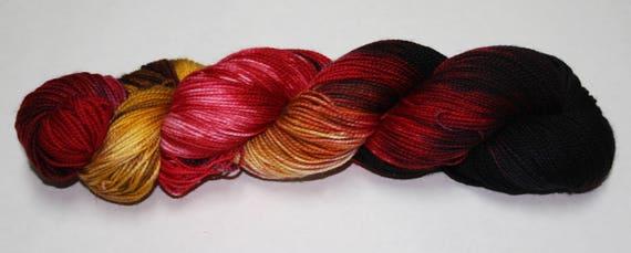 Prince Charles Hand Dyed Sock Yarn
