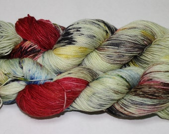 Ready to Ship - Our Voice Hand Dyed Sock Yarn - Sport Sock