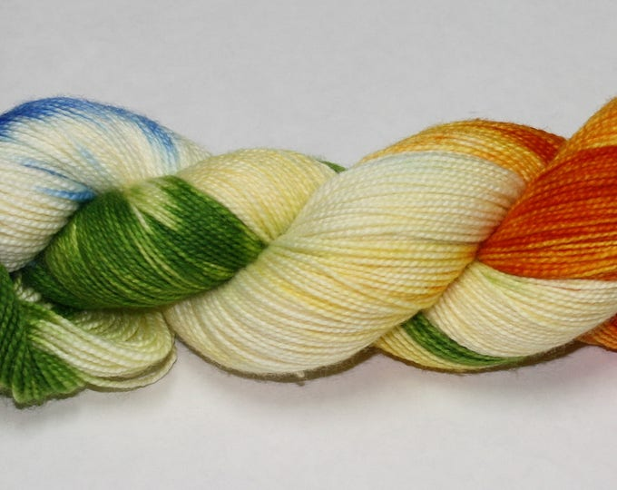Dyed to Order - The Burrow Hand Dyed Sock Yarn