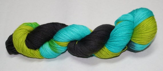 Neville Hand Dyed Sock Yarn