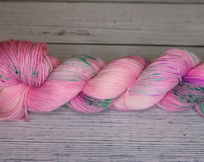 Ready to Ship - Lilith Hand Dyed Yarn