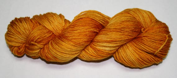 Ready to Ship - Copper Harbor Hand Dyed Sock Yarn - Sweater Worsted