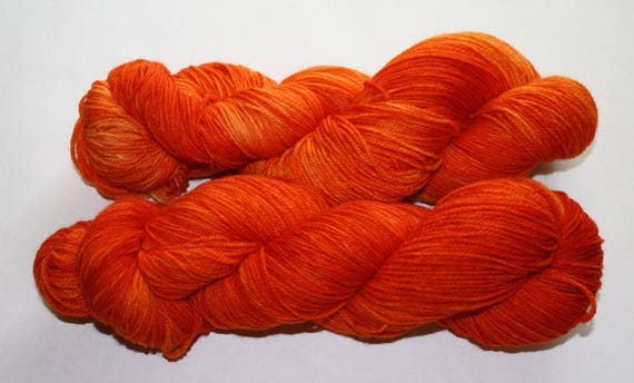 Ready to Ship - Jamie Hand Dyed Sock Yarn - Bulky Merino