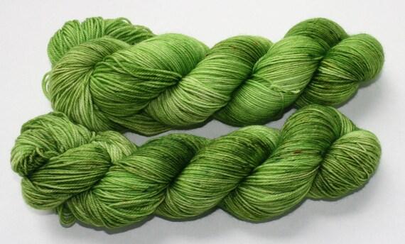 Scottish Highlands Hand Dyed Sock Yarn