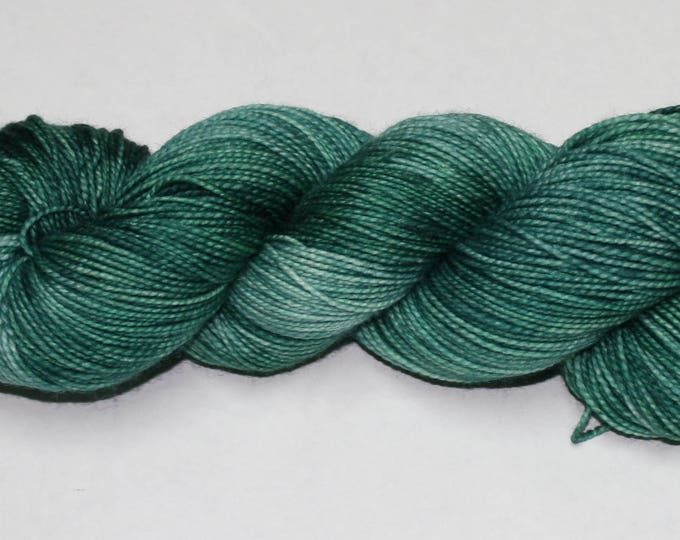 Dyed to Order - Evergreen Hand Dyed Yarn