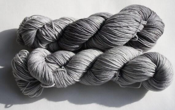 Geillis Duncan's Dress Hand Dyed Sock Yarn