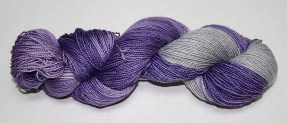 Quirrell Hand Dyed Sock Yarn