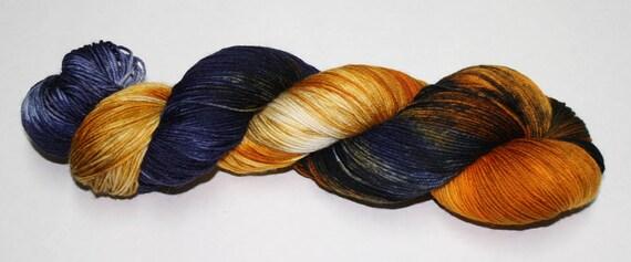 Master Raymond Hand Dyed Sock Yarn