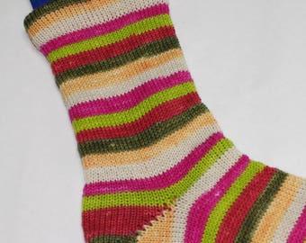 Ewe Cutie Self Striping Sock Yarn