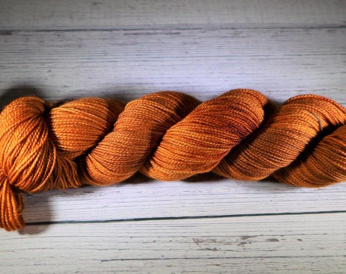 Dyed to Order - Penny Hand Dyed Yarn