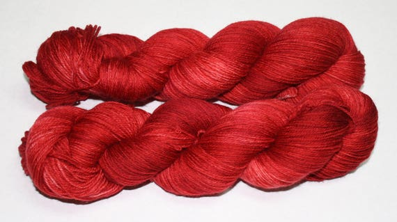 Ready to Ship - Witch Trial Hand Dyed Sock Yarn - Soft Sock