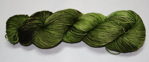 Forest of Dean Hand Dyed Sock Yarn