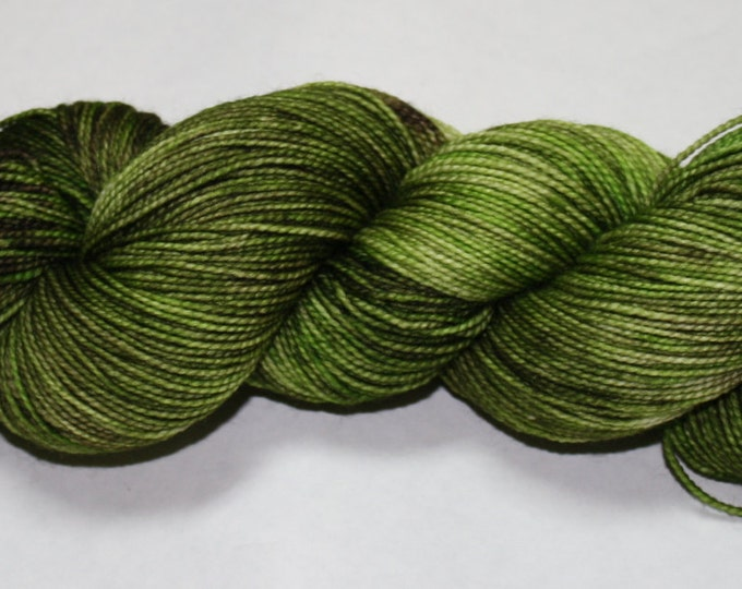 Dyed to Order - Forest of Dean Hand Dyed Yarn