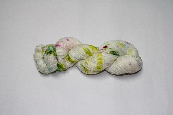 Selfishly Adulting Hand Dyed Sock Yarn
