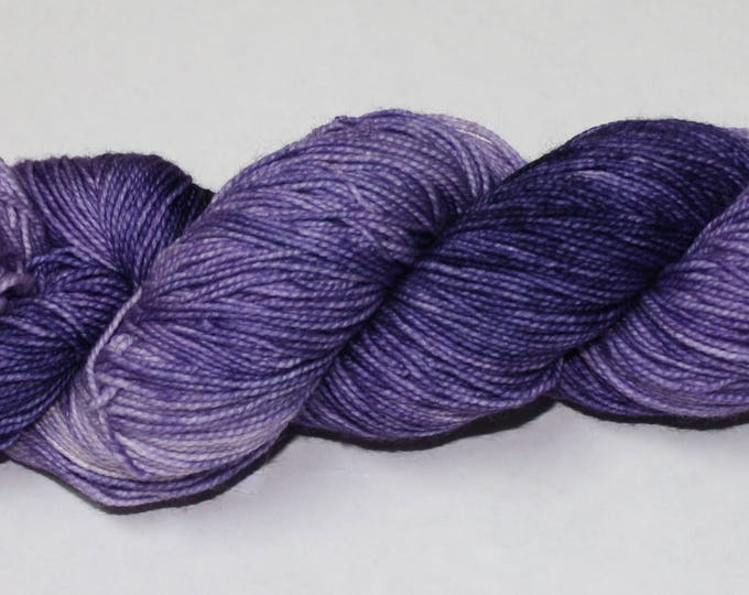 Ready to Ship - Night Shade Hand Dyed Yarn